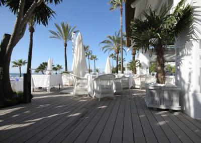 Hotel Puente Romano - Tarima Exterior Sintetica Timbertech (1)