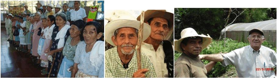 Navidad Solidaria: «que los ancianos estén bien alimentados»
