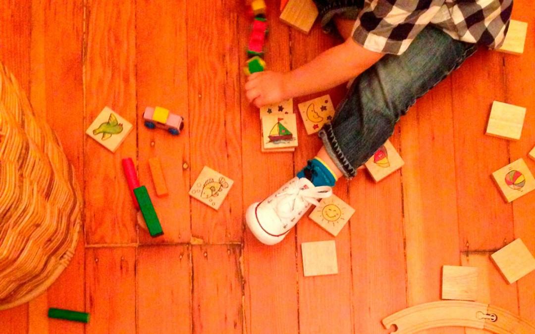 Qué tipo de suelo elegir con niños en casa