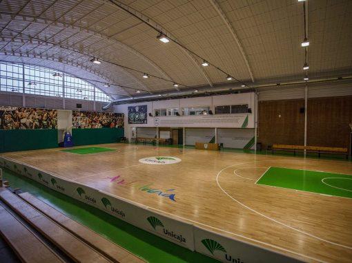 Pabellón Los Guindos – Unicaja Baloncesto