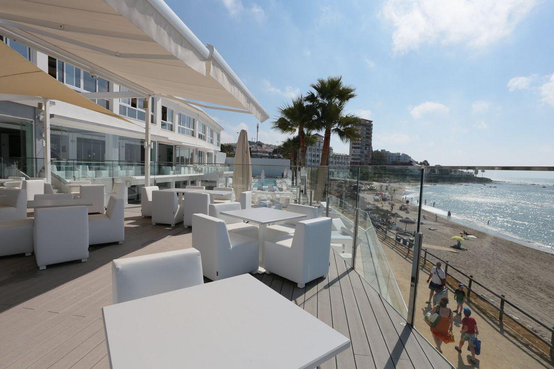 Restaurante Max Beach