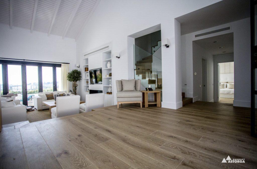 ¿Qué suelo elijo para mi casa rústica?