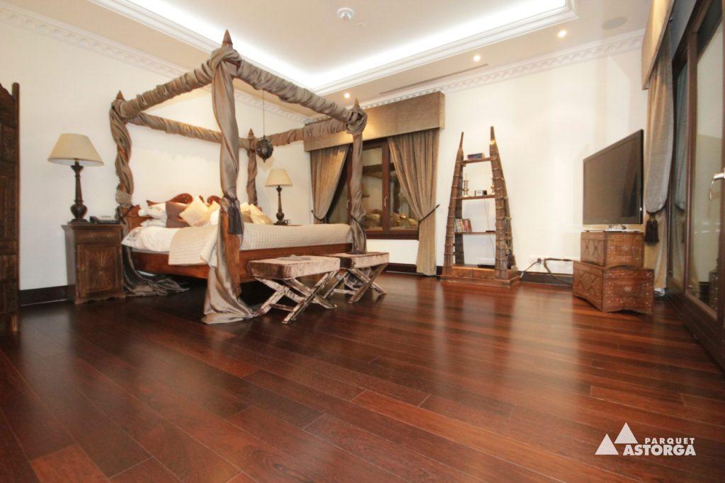 Suelo de madera o suelo laminado cu l elijo parquet for Suelo laminado o tarima