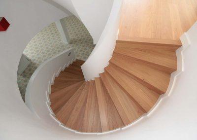 Parquet Astorga stairs