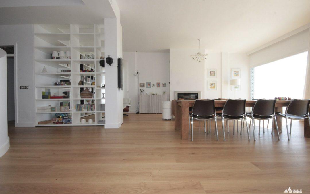 La mejor orientaci n para los suelos de parquet parquet - Casa al contrario ...