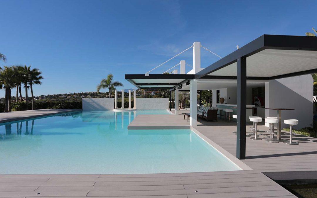 Terrazas al aire libre en hoteles y restaurantes: ¡Es tiempo de terrazas!