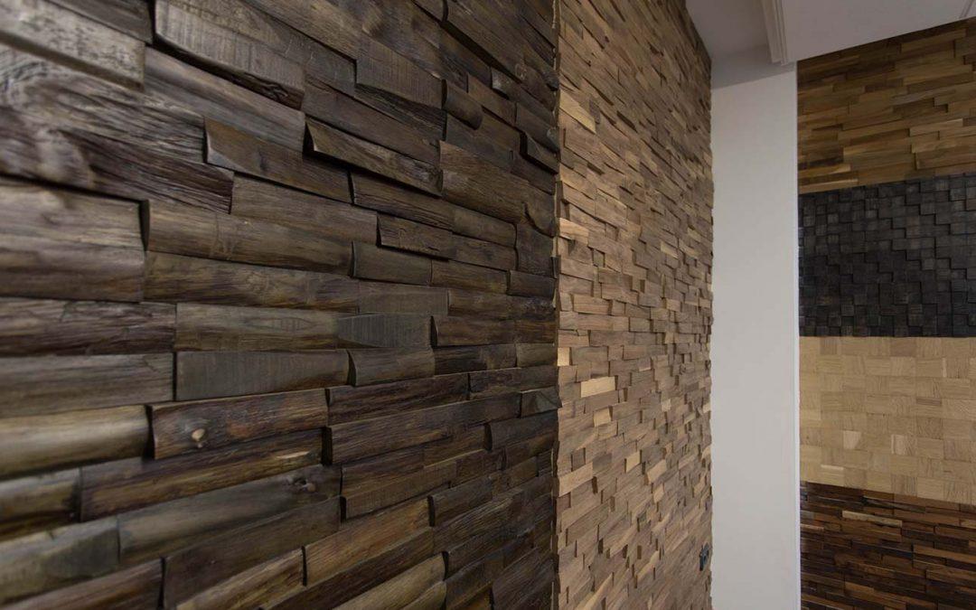 Revestimiento de paredes para interior