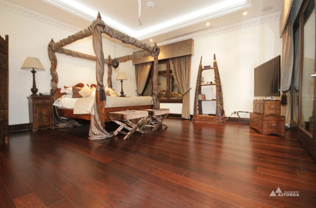 Beneficios de los suelos de madera en tu hogar