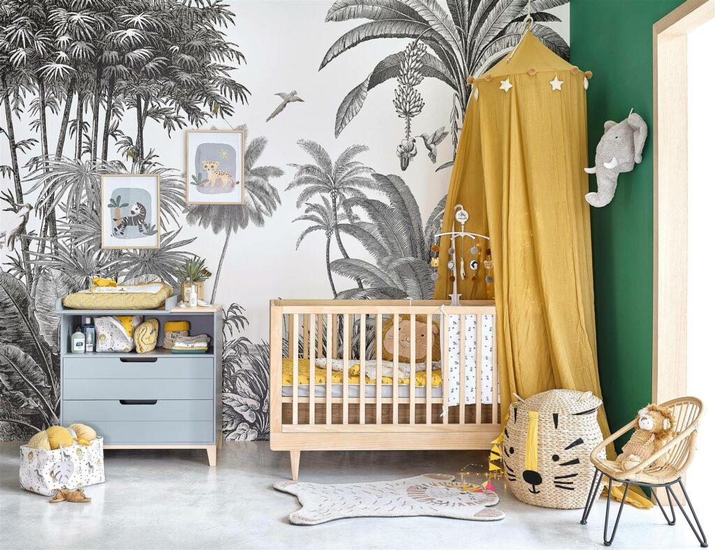decoración habitaciones bebé