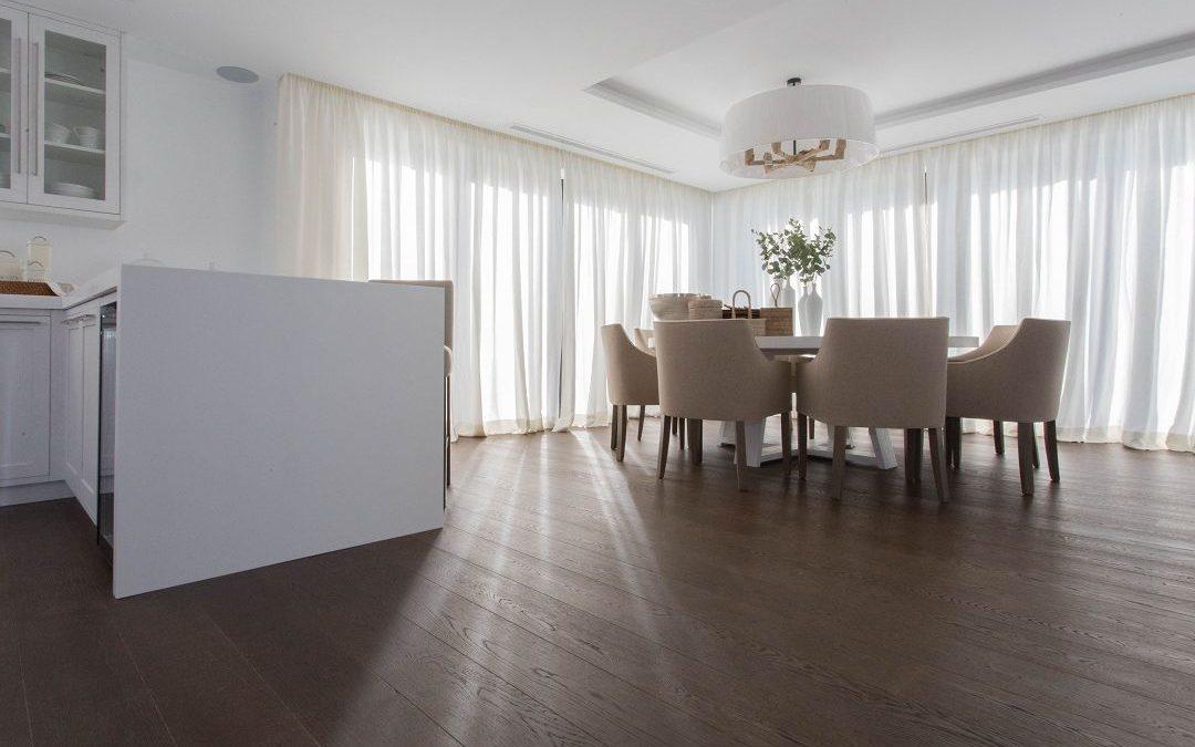 Decora tu casa a partir de tu suelo de parquet
