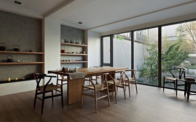 Japandi:  nórdico y japonés en tu hogar