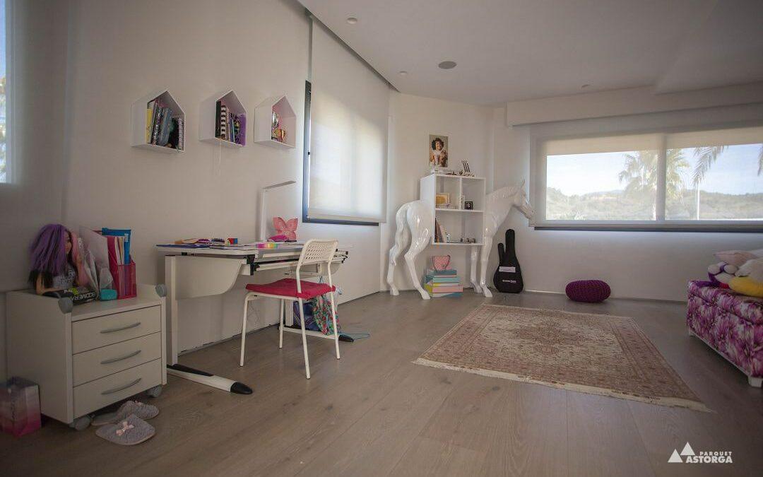 Cómo transformar una habitación infantil en una juvenil