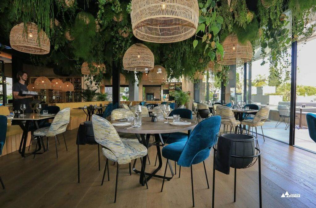 Parquet para restaurantes: ¿cuál elegir?