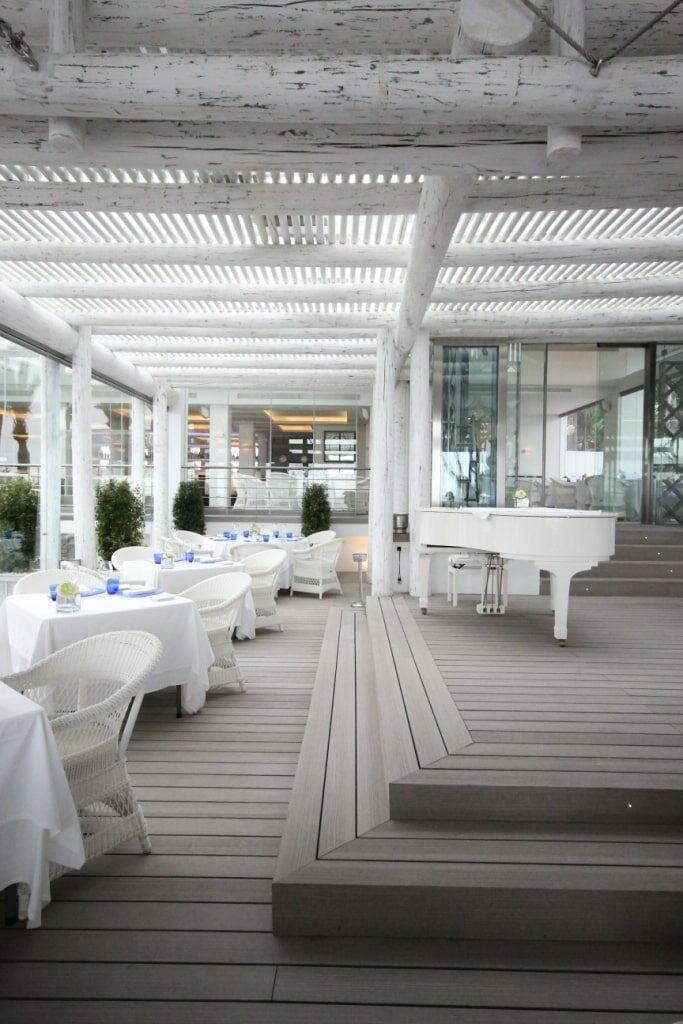 Hotel Puente Romano - Tarima Exterior Sintetica Timbertech