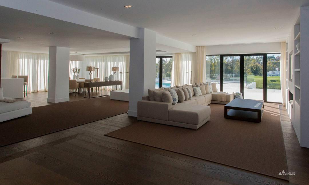 Tarima flotante o pavimento WPC: ¿puedo instalarlos sobre la solería existente?
