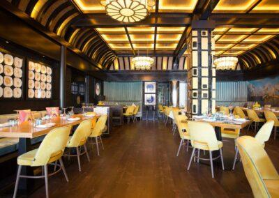 Restaurante Tai (Hotel Puente Romano)