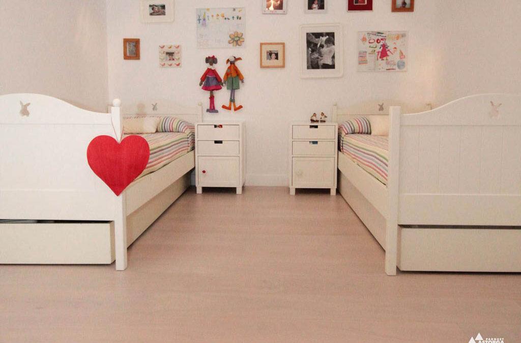 4 claves para ordenar la habitación de tus hijos