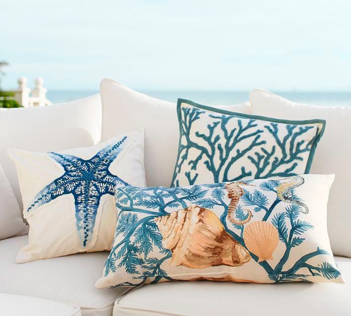 textiles decoracion casas de playa